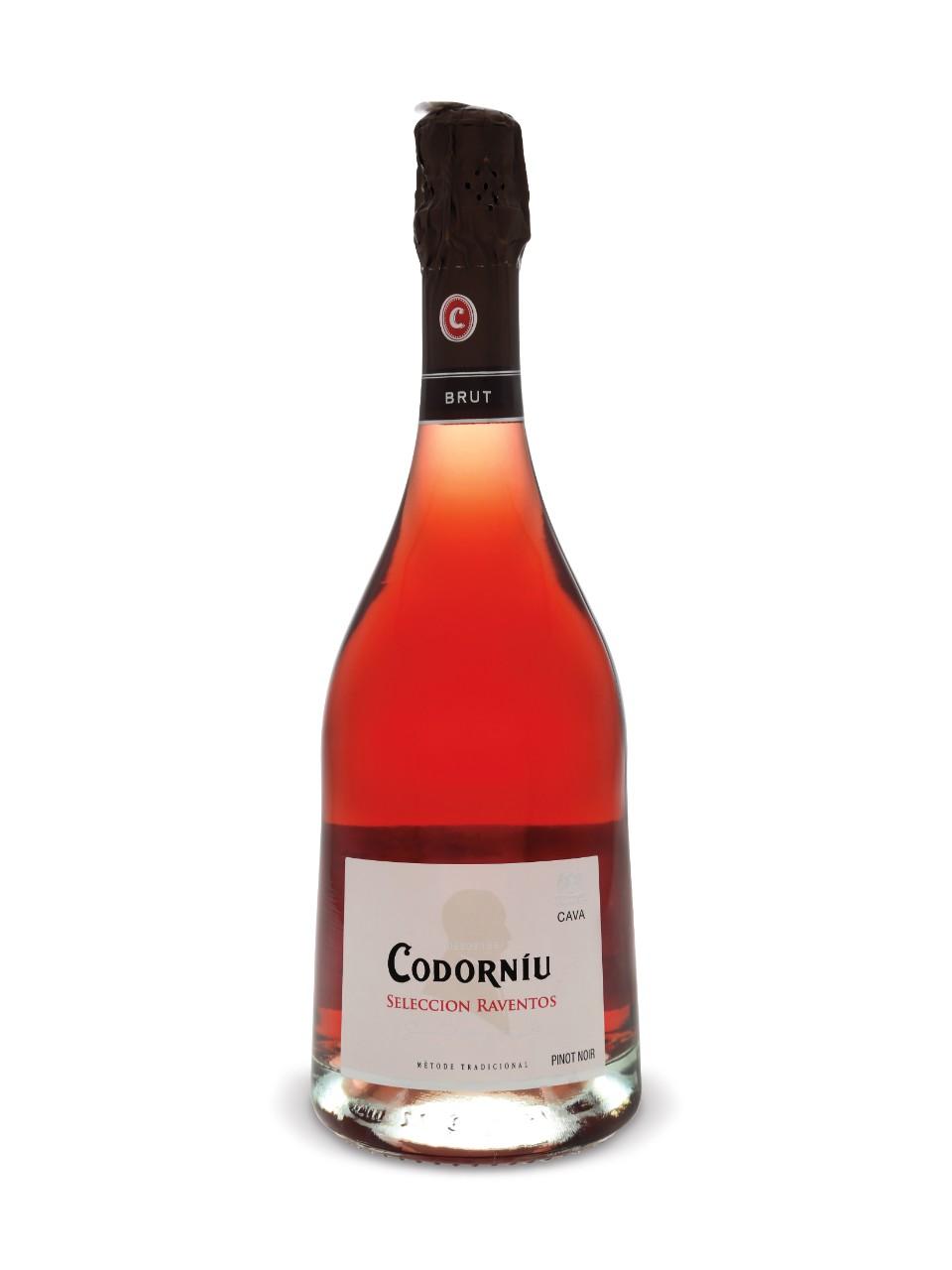 codorniu-seleccion-raventos-rose-bottle